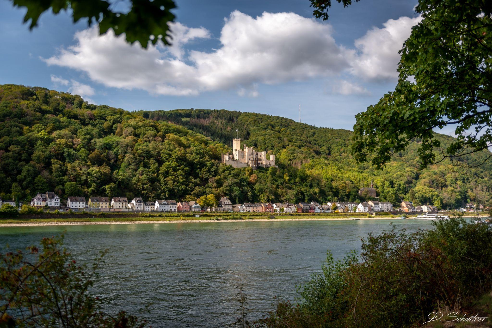 Schloss Stolzenfels, Germany