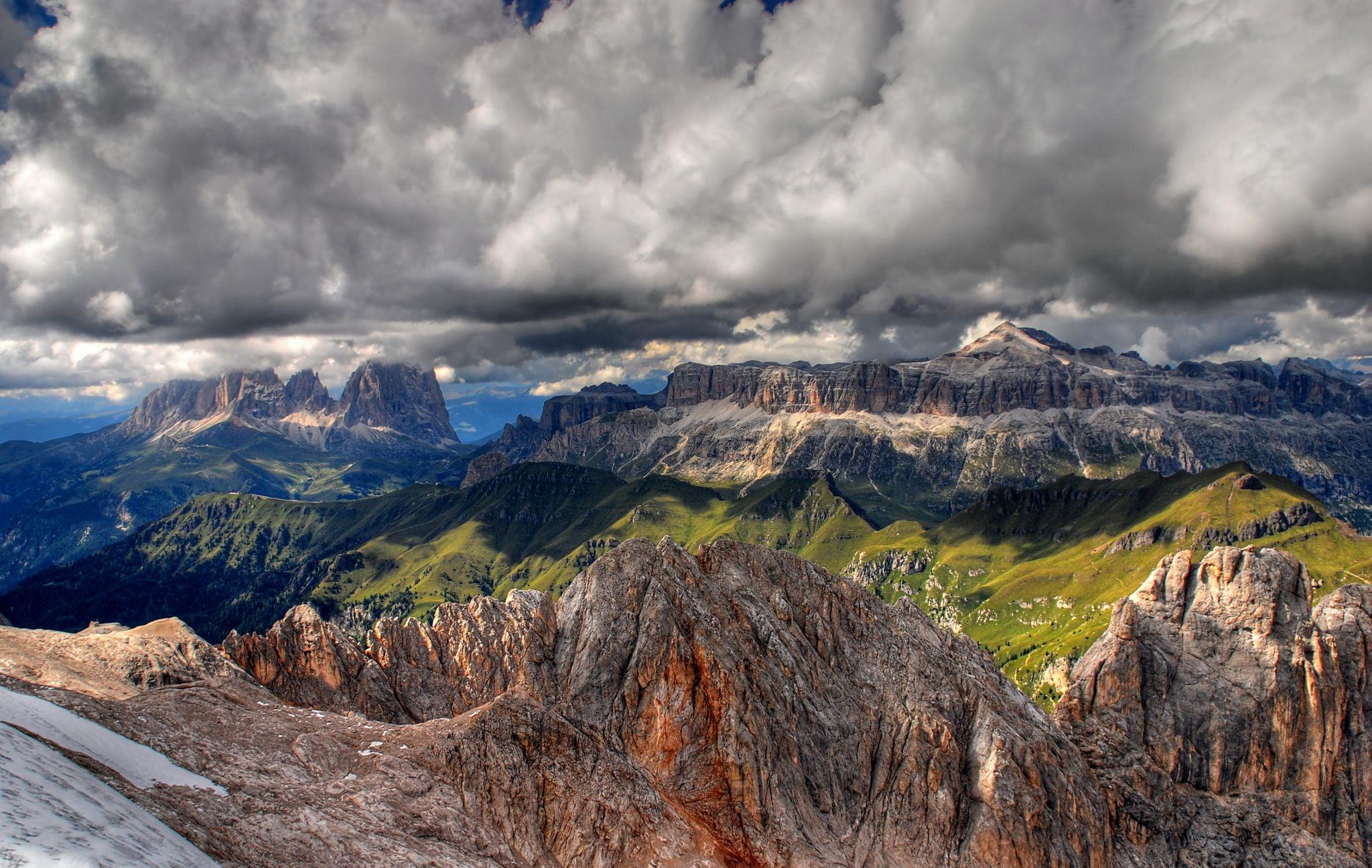 Serauta Punta Rocca - Marmolada, Italy