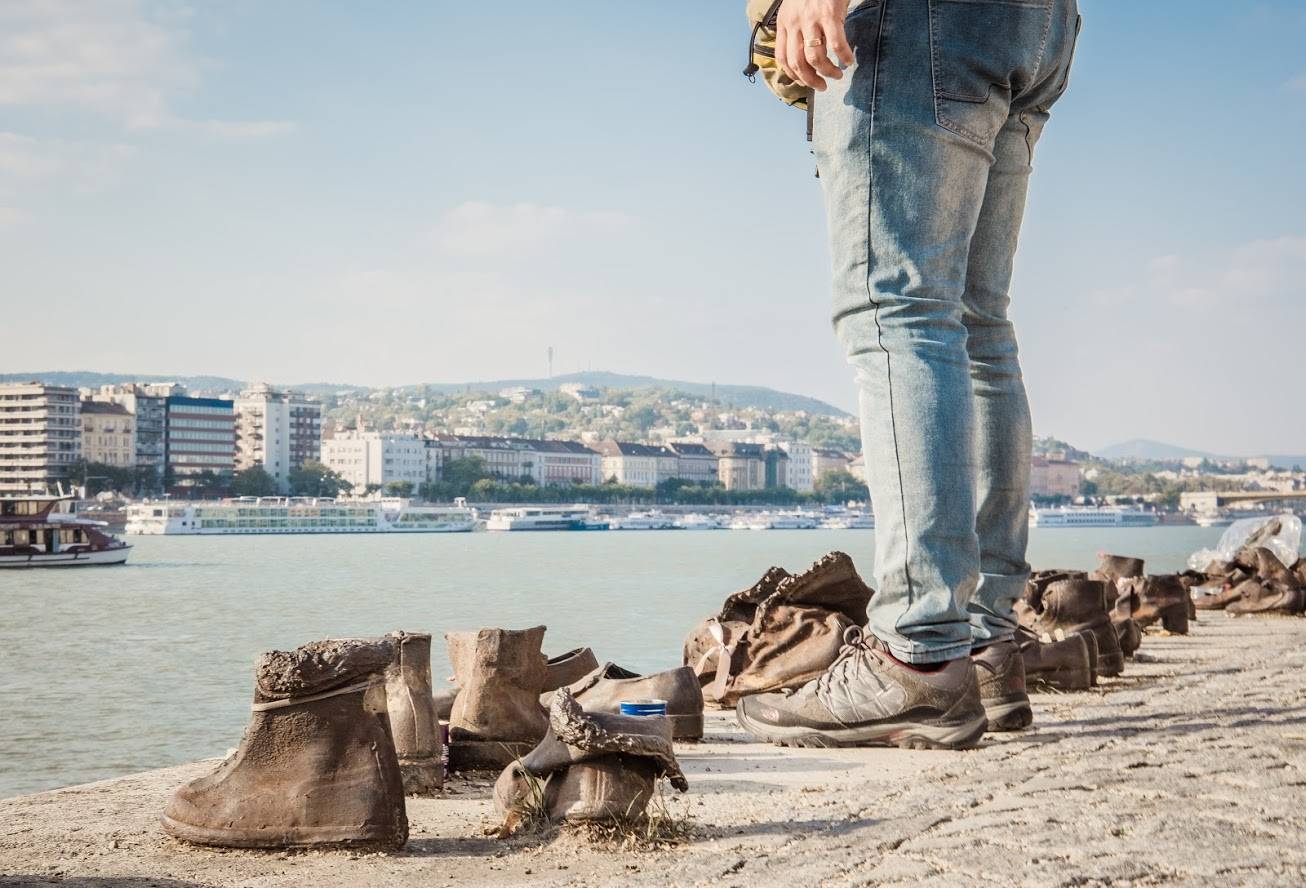 Shoes on the Danube, Hungary