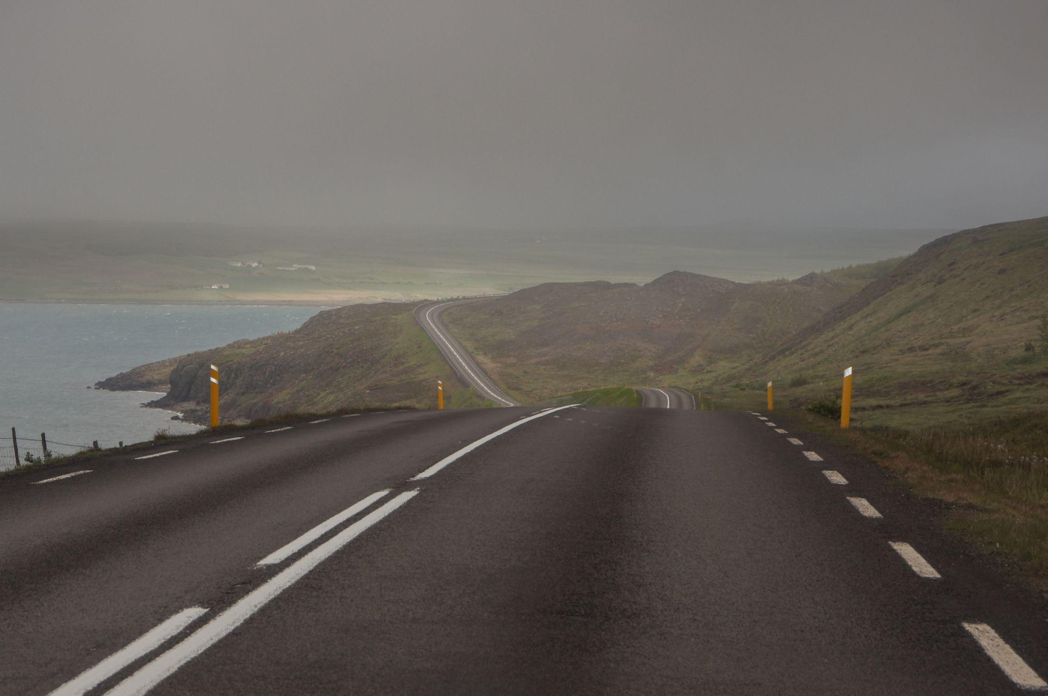 Siglufjardarvegur, Iceland