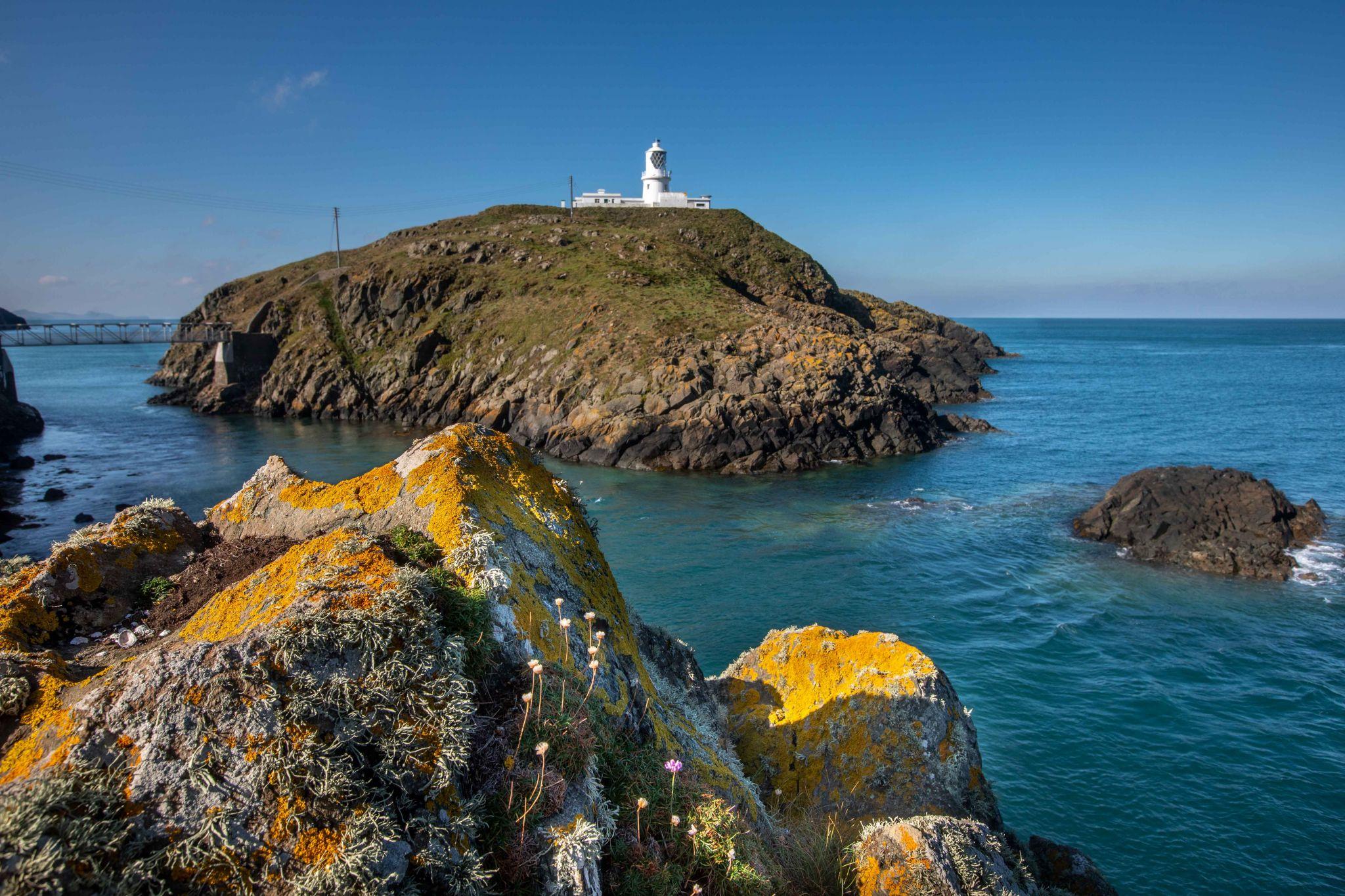 Strumble Head Lighthouse Wales, United Kingdom