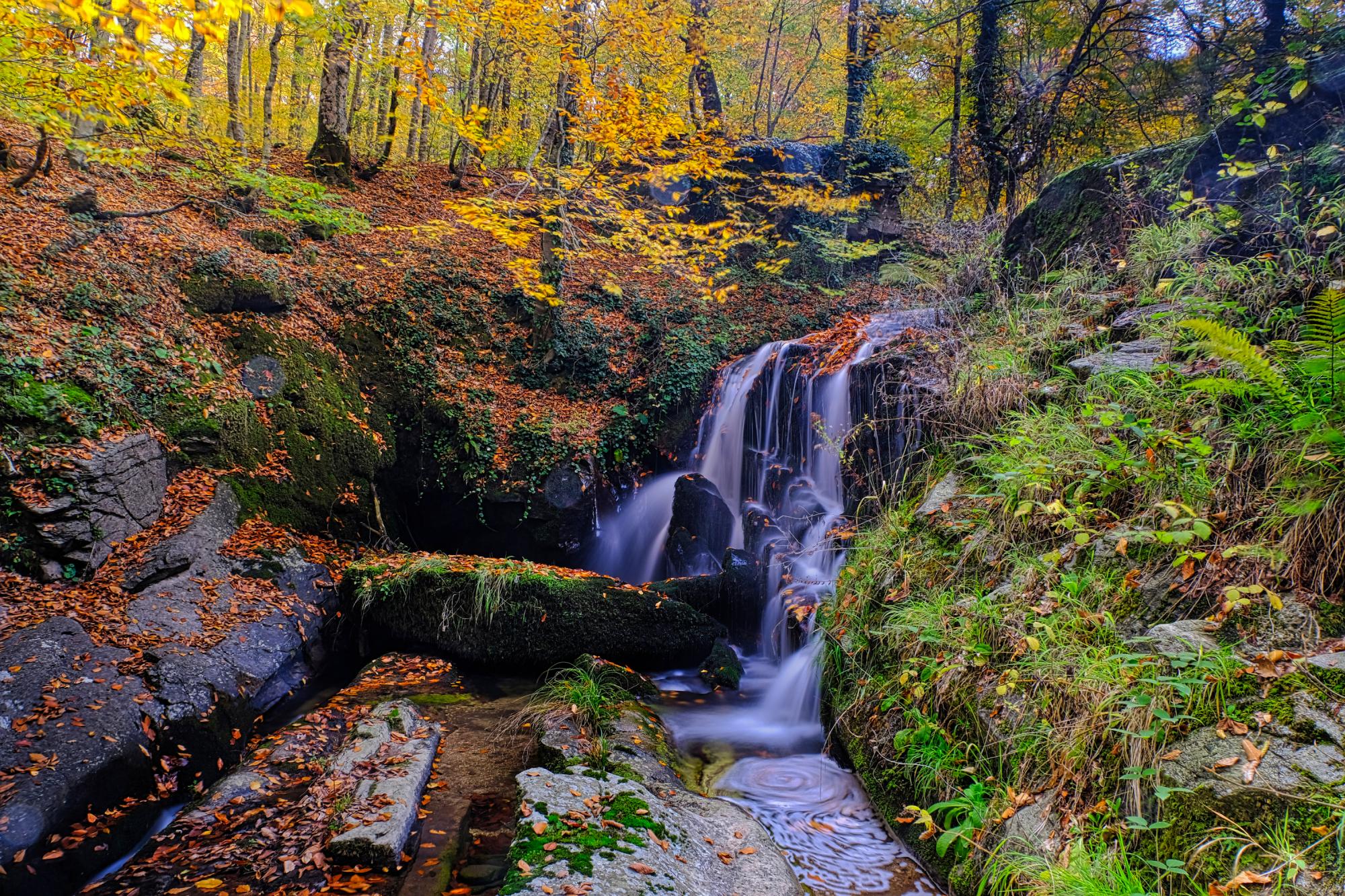 Suuctu Falls, Turkey