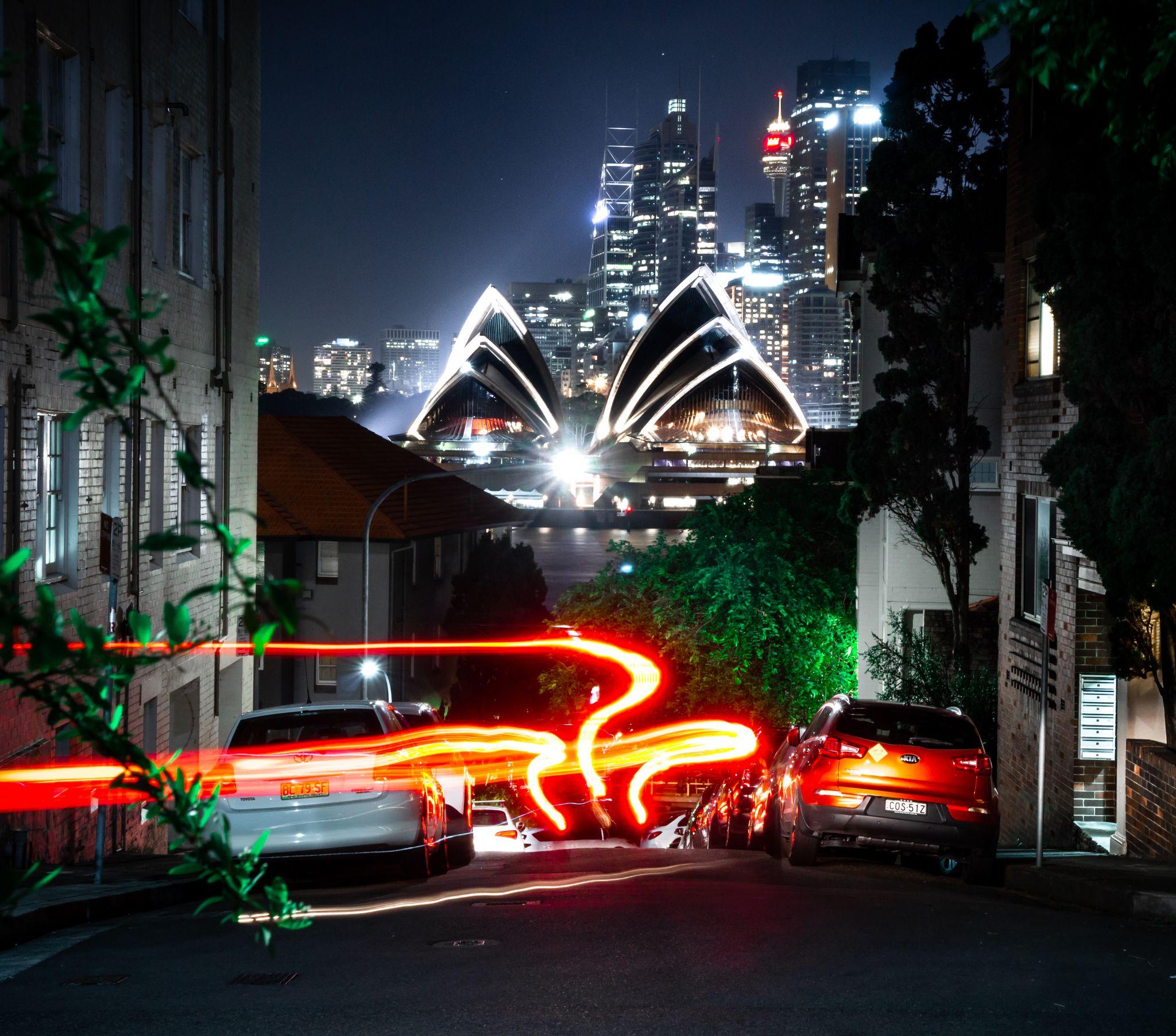 Sydney Opera House, Kirribilli Ave, Australia
