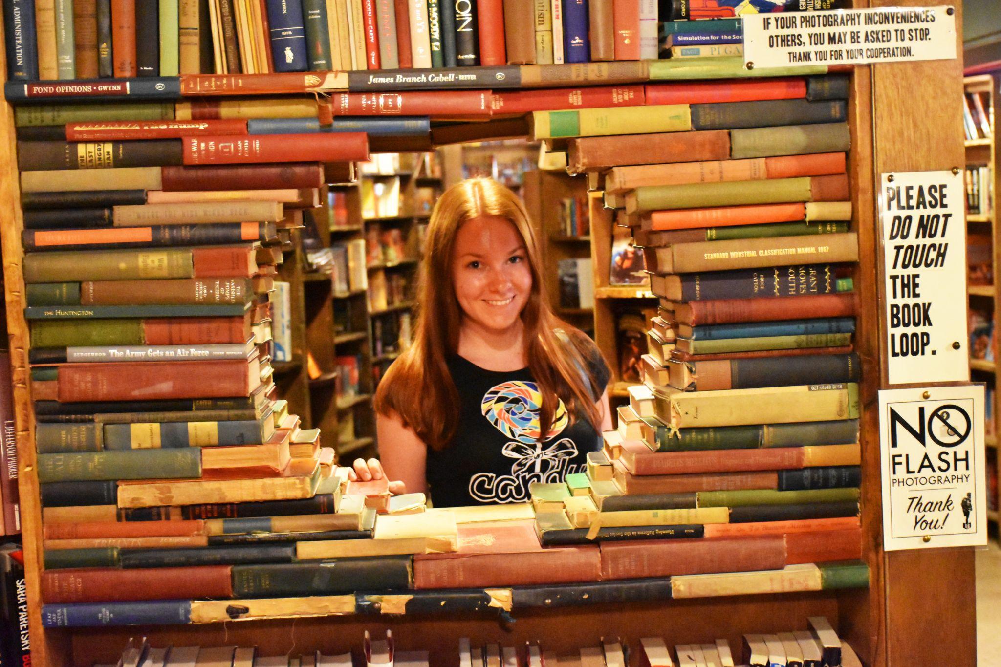 The Last Bookstore, USA