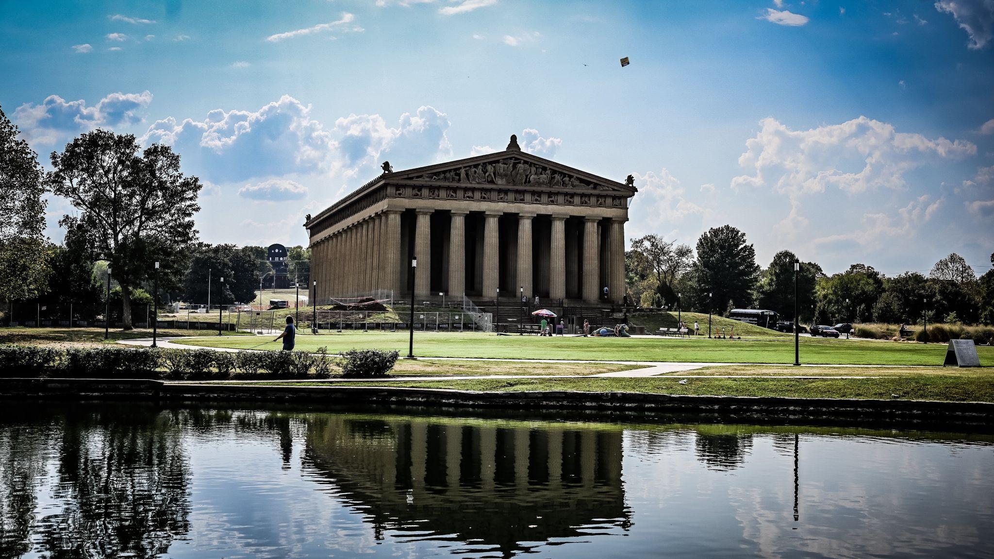 The Parthenon, USA