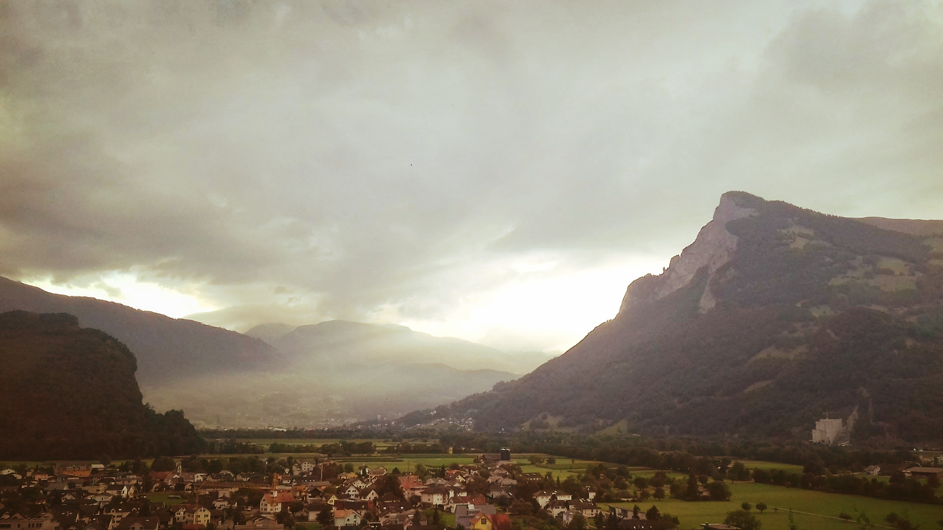 Vaduz Castel, Liechtenstein