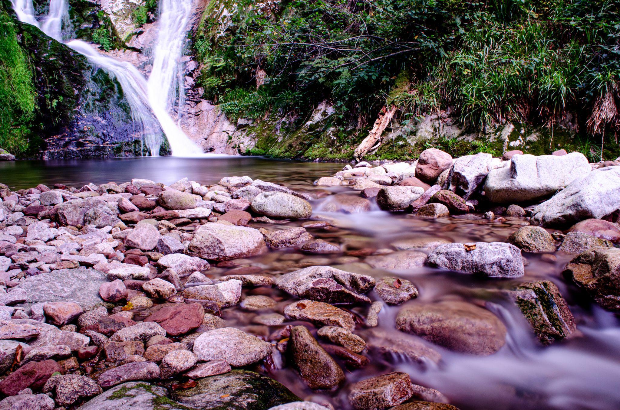 Allerheiligen Waterfall, Germany