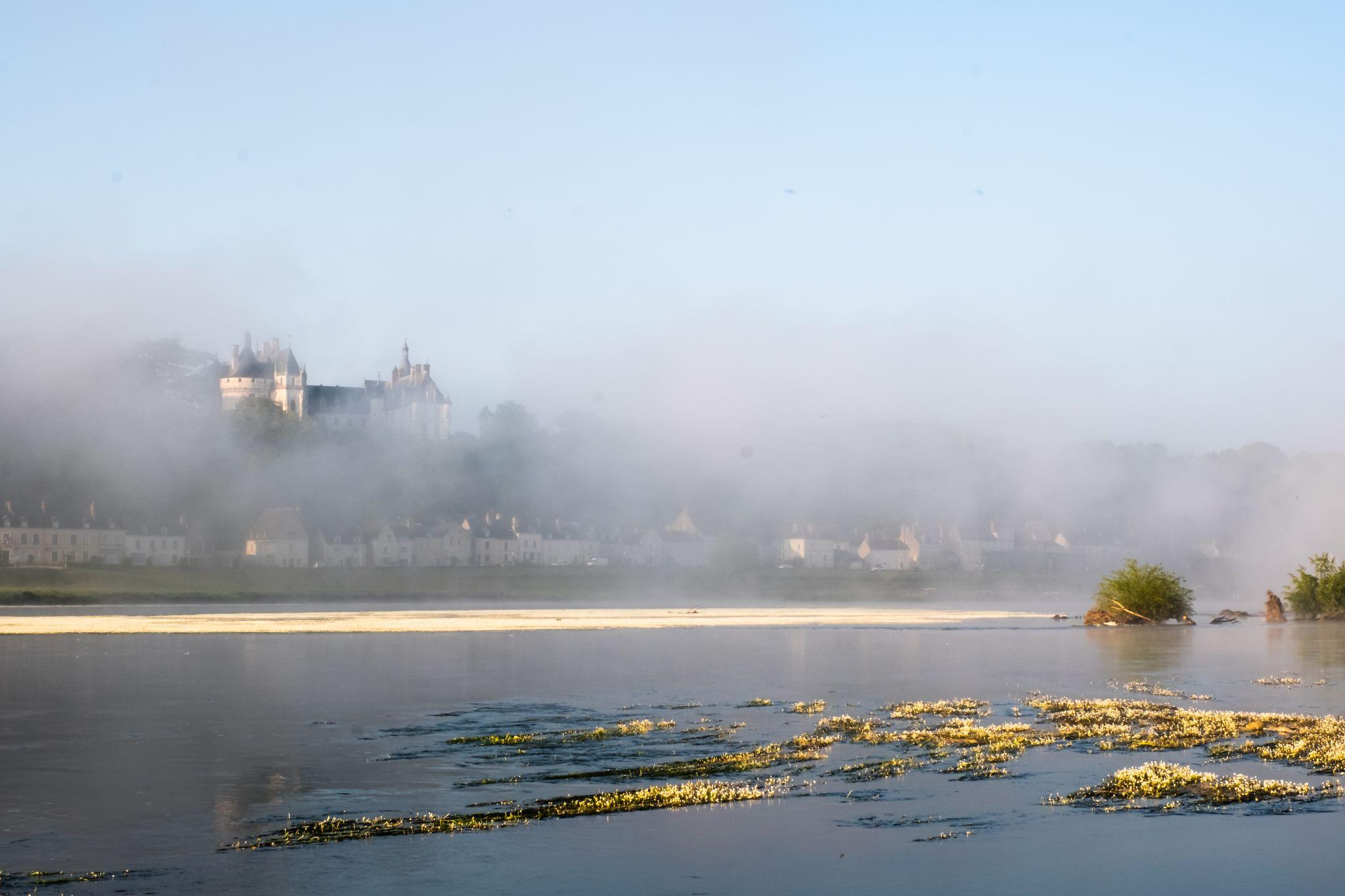 Alternate Spot for Chateau Chaumont-sur-Loire, France