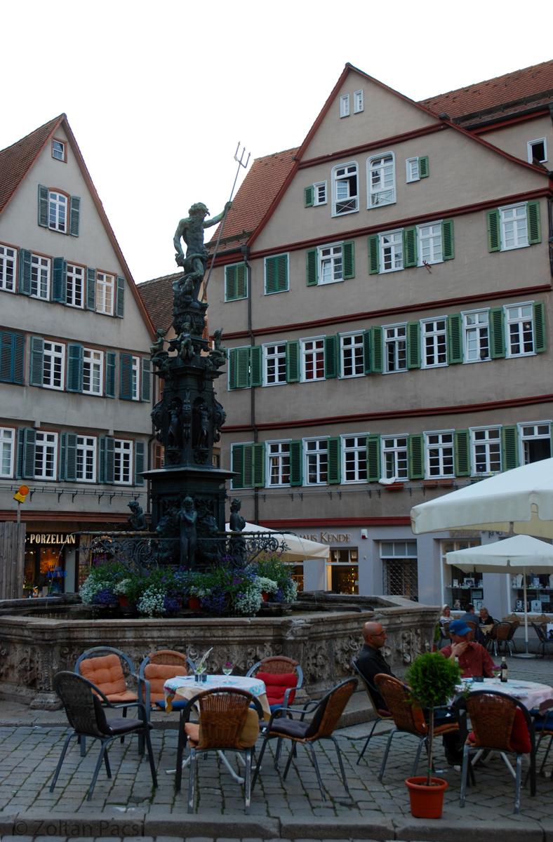 Am Markt, Tübingen, Germany, Germany