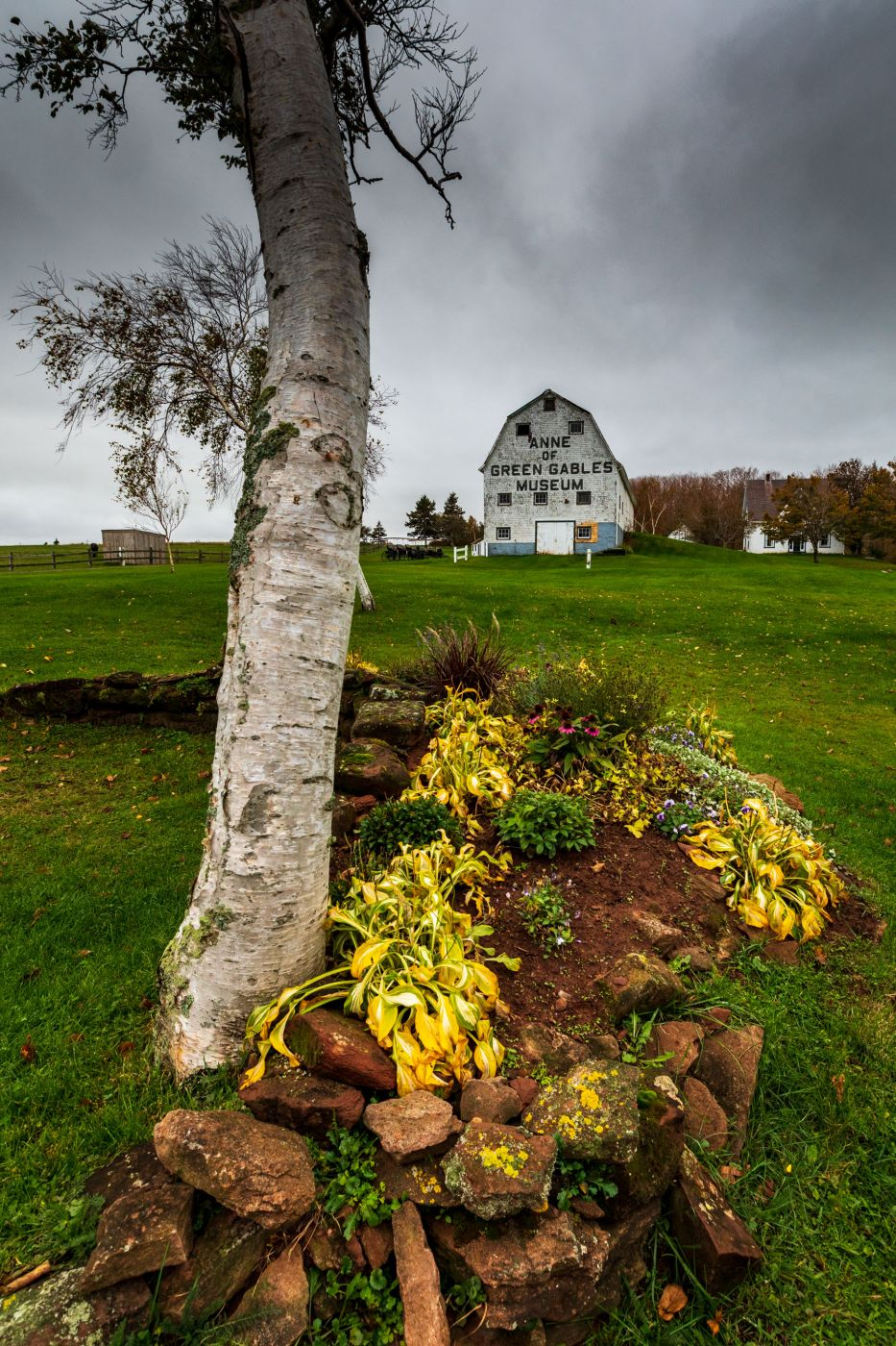 Anne of Green Gables Museum Barn Prince Edward Island, Canada