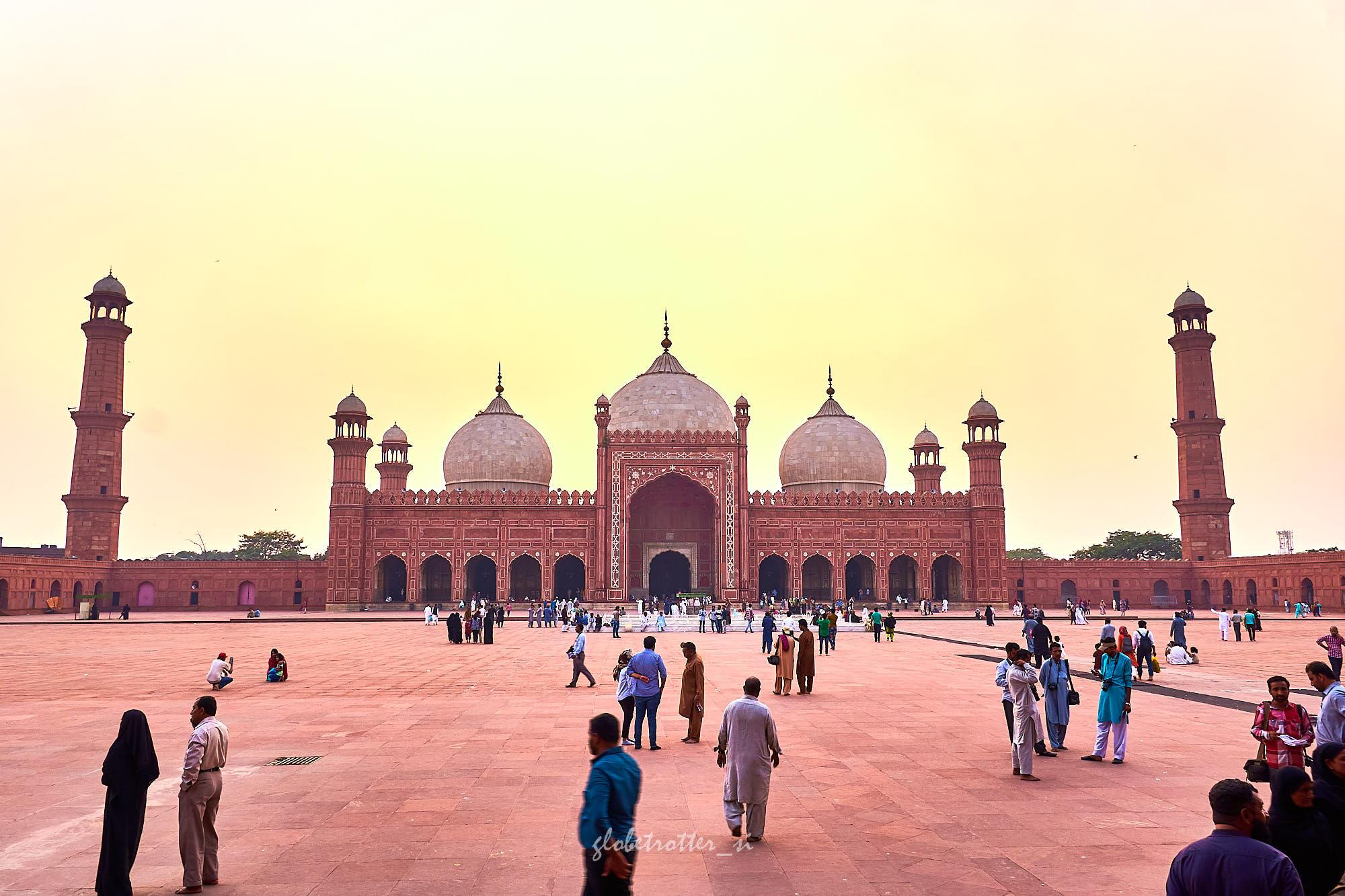 Badshahi Mosque Lahore, Pakistan