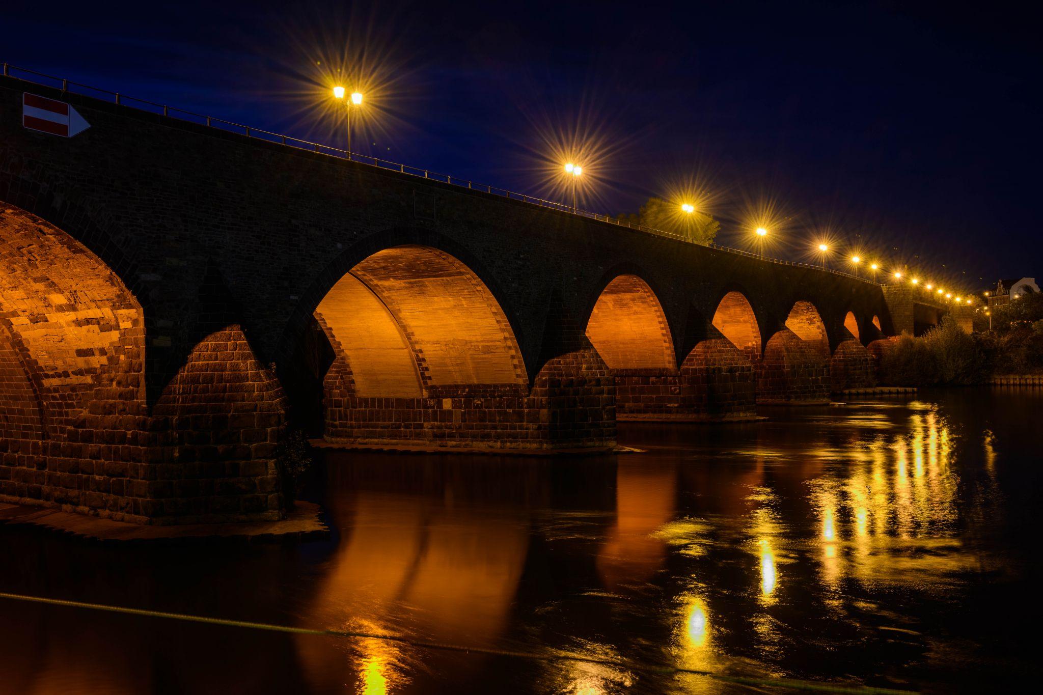 Balduin-Bridge, Germany