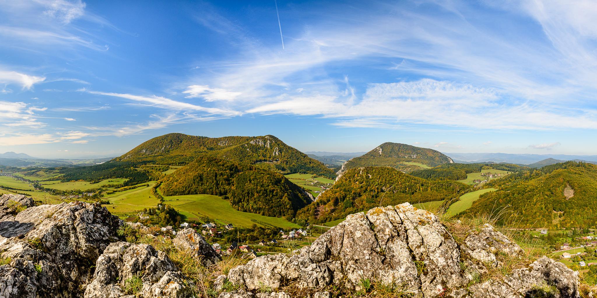 Bosmany view, Slovakia (Slovak Republic)