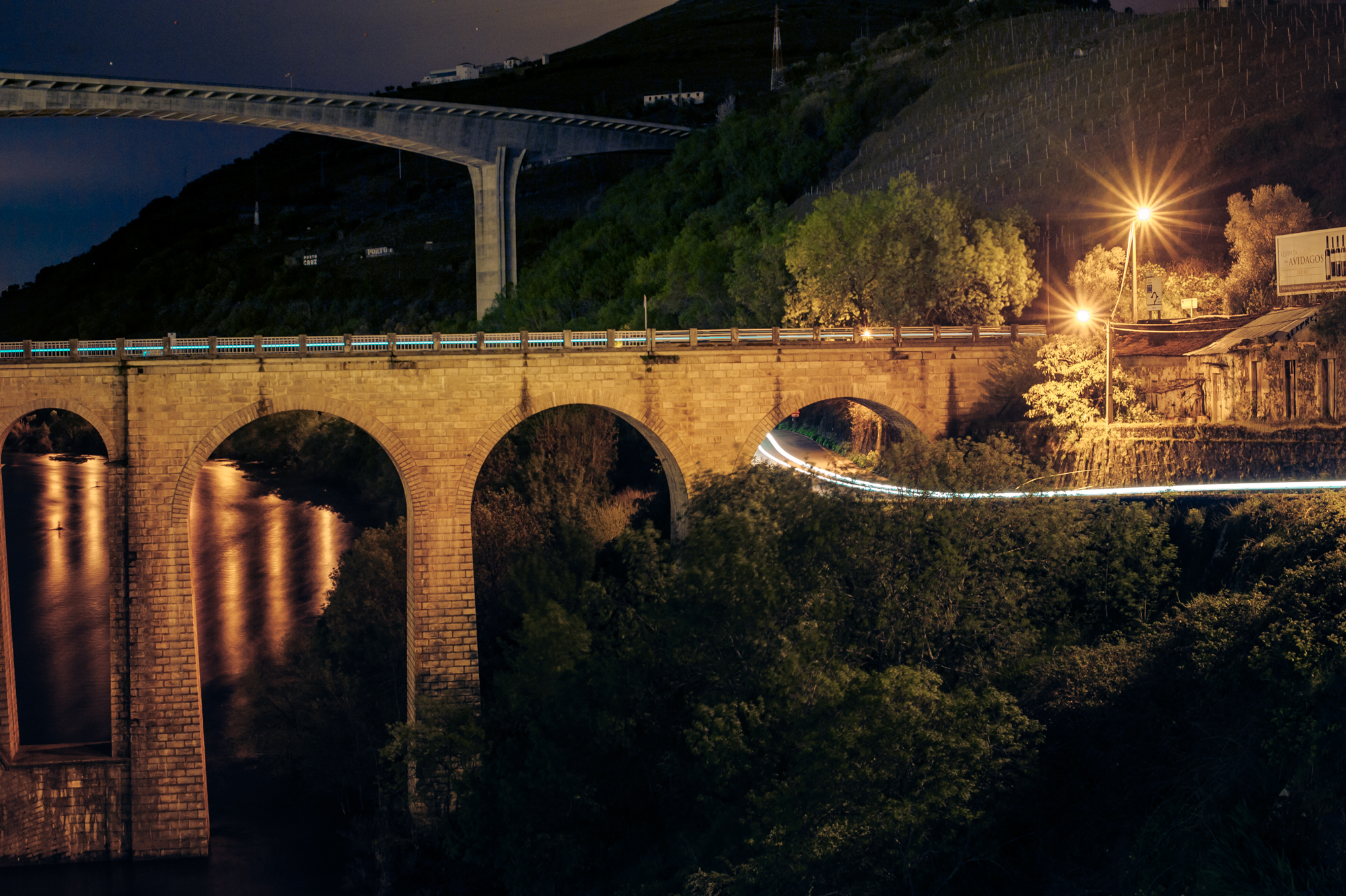 Bridges of Régua, Portugal