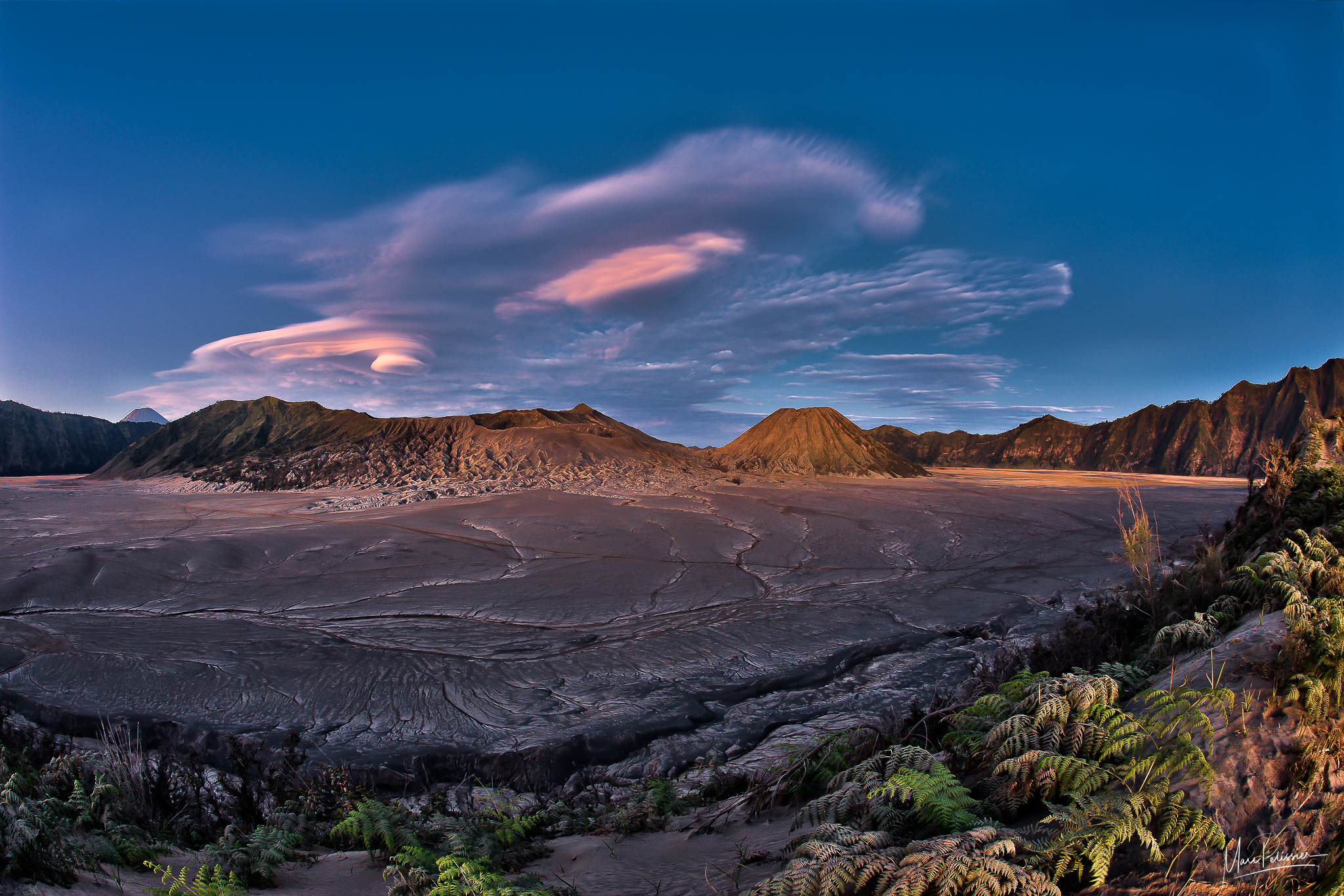 Bromo sunrise alternative, Indonesia
