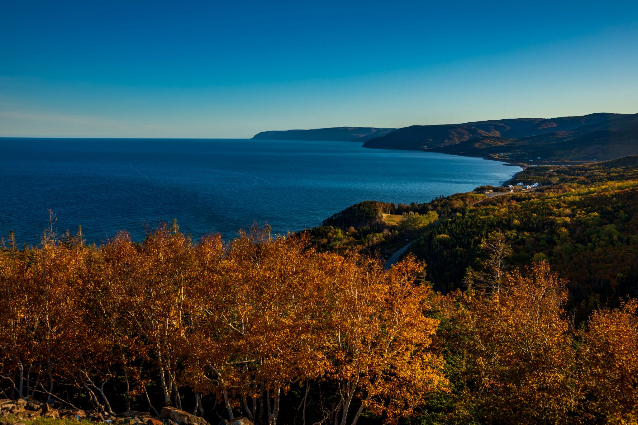 Cape Breton Island National Park Nova Scotia, Canada