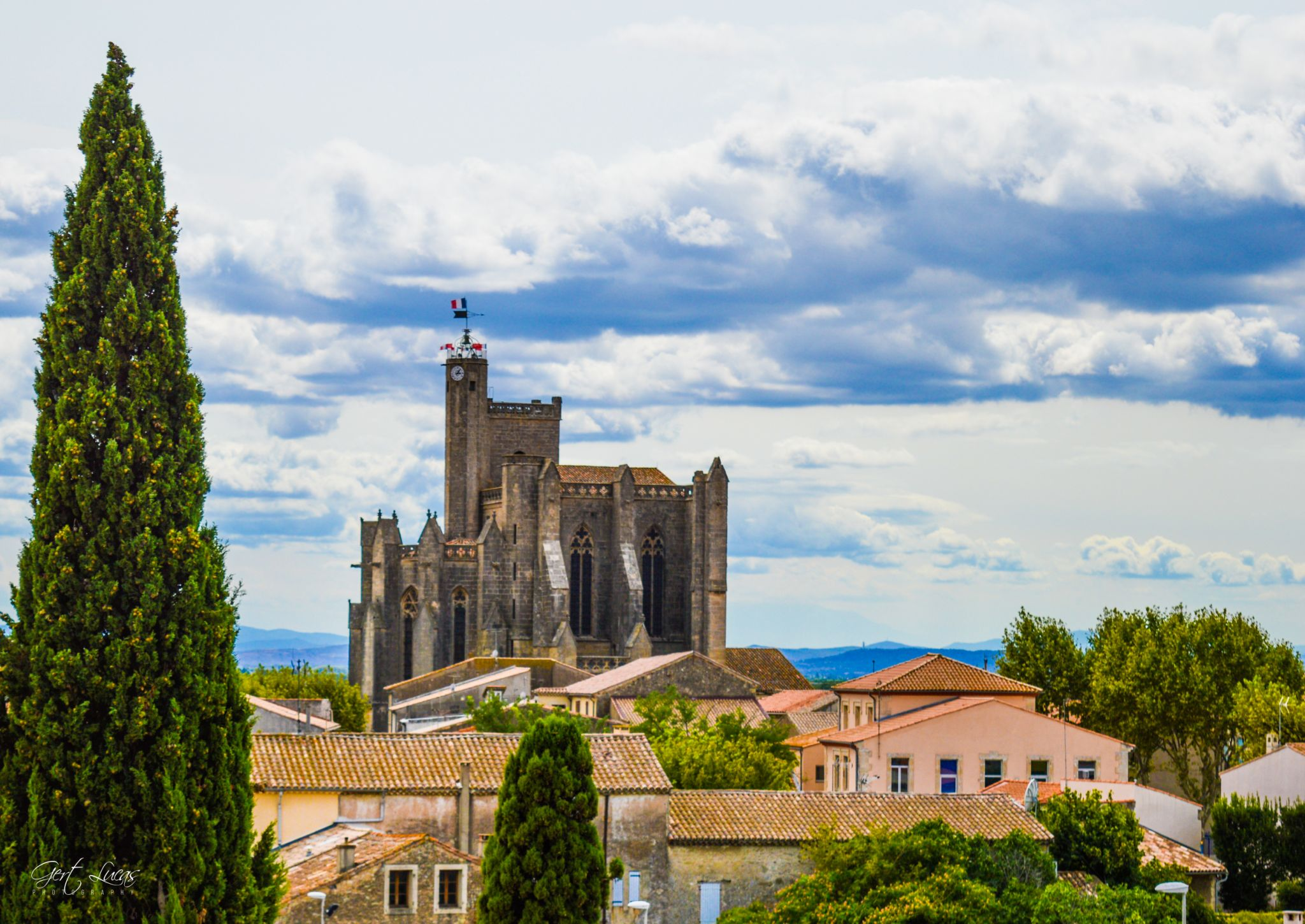 Capestang, France