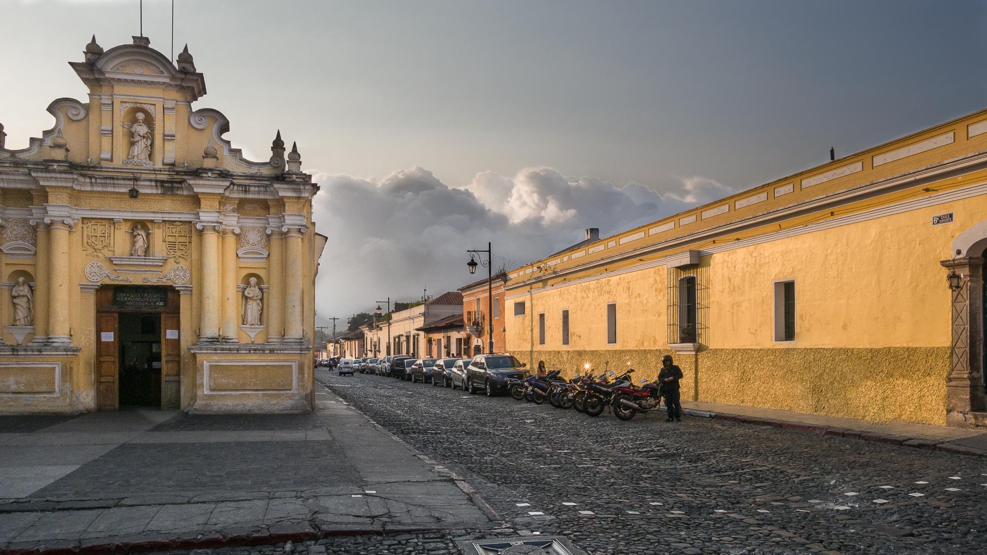capilla nuestra señora de Belén, Guatemala