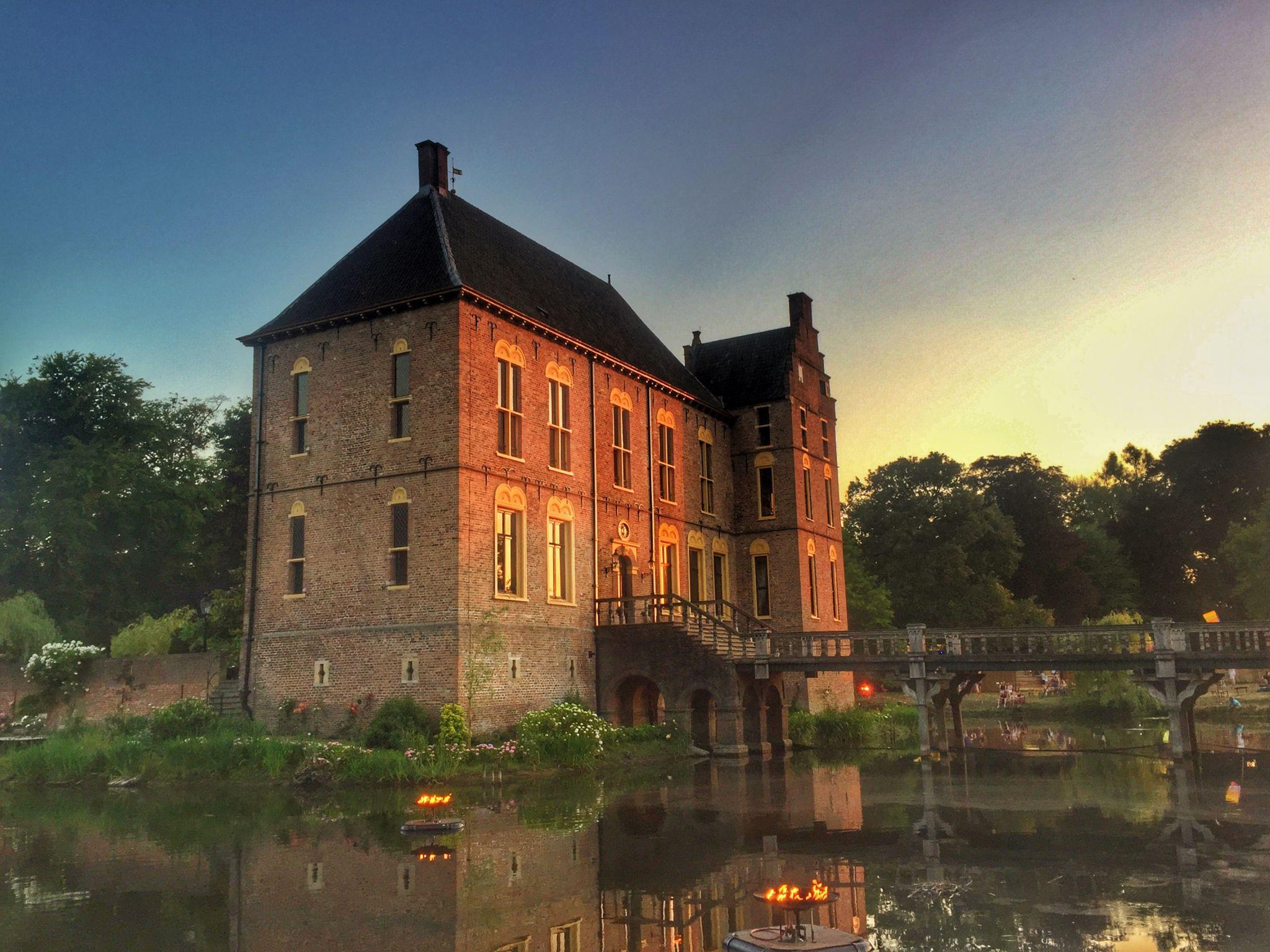 Castle Vorden, Netherlands