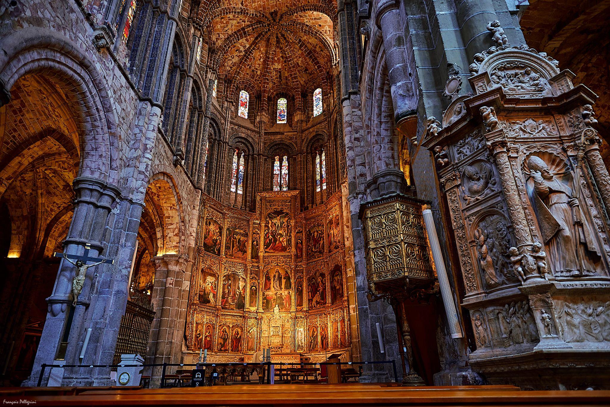 Catedral de Cristo Salvador, Spain