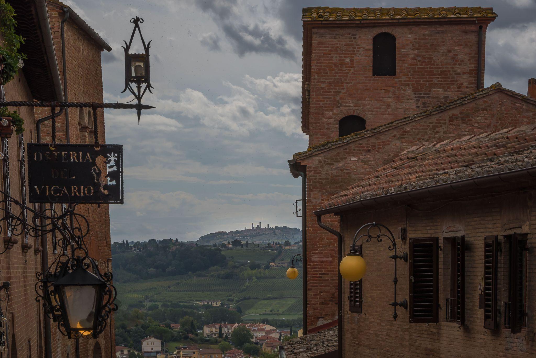 Certaldo, Toscana, Italy