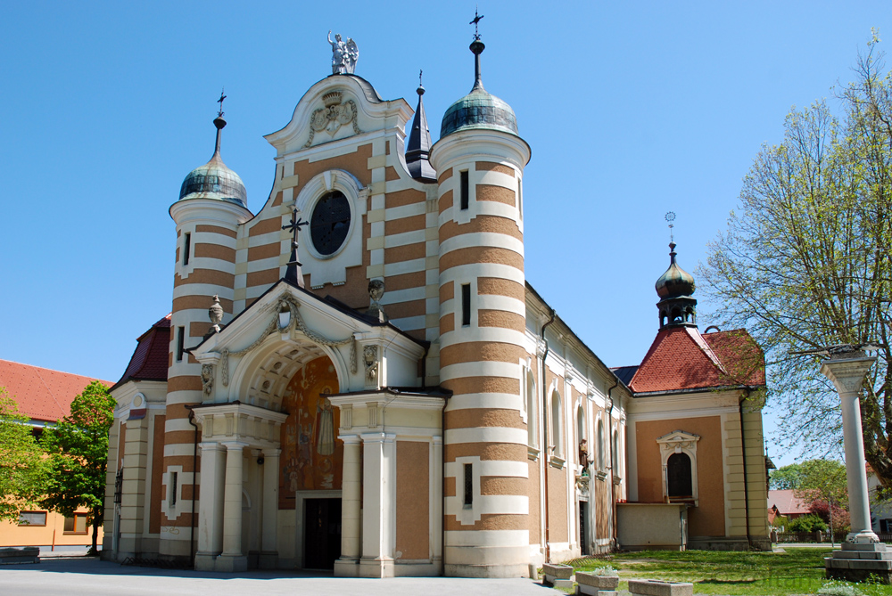 Church of Saint Ladislav, Beltinci, Slovenia