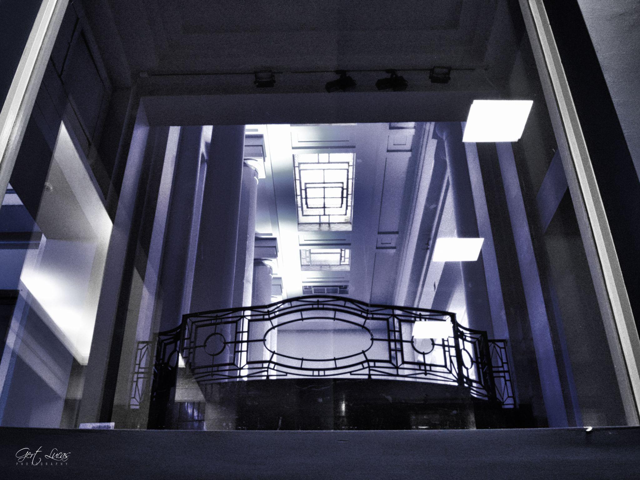 Cinematek interior, Belgium