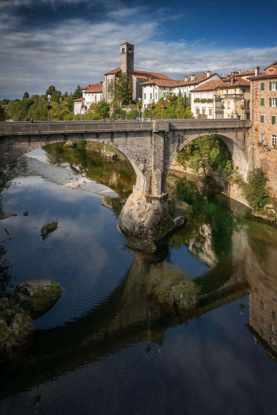 Devils Bridge, Italy