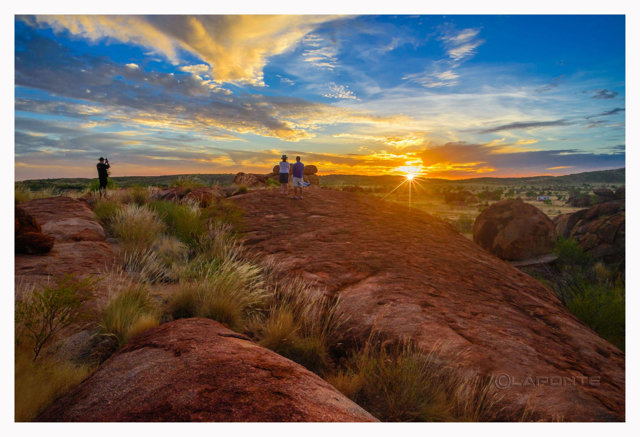 Devils Marbles Conservation Reserve, NT, Australia, Australia