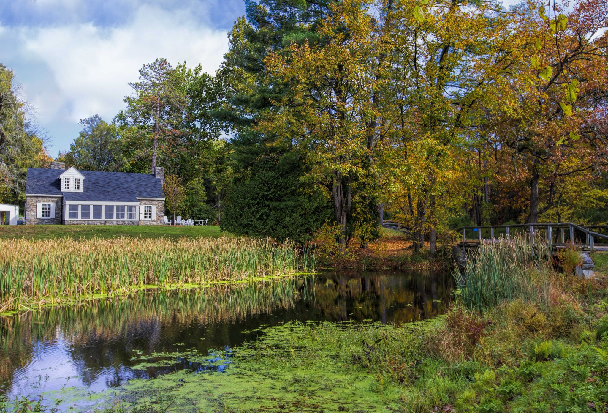 Eleanor Roosevelt National Historic Site, USA