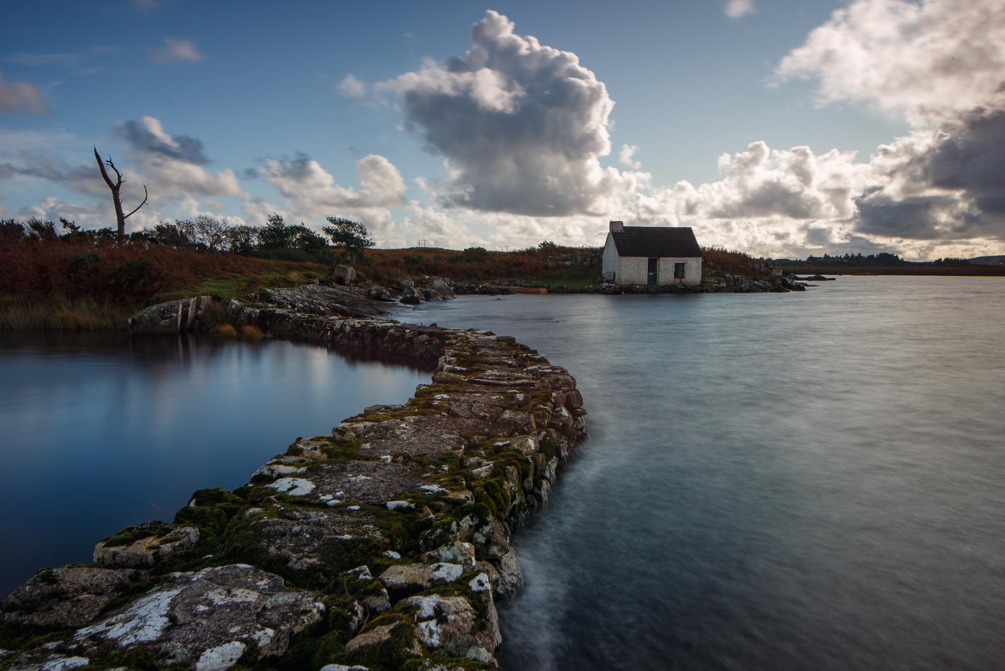 Fisherman house, Ireland