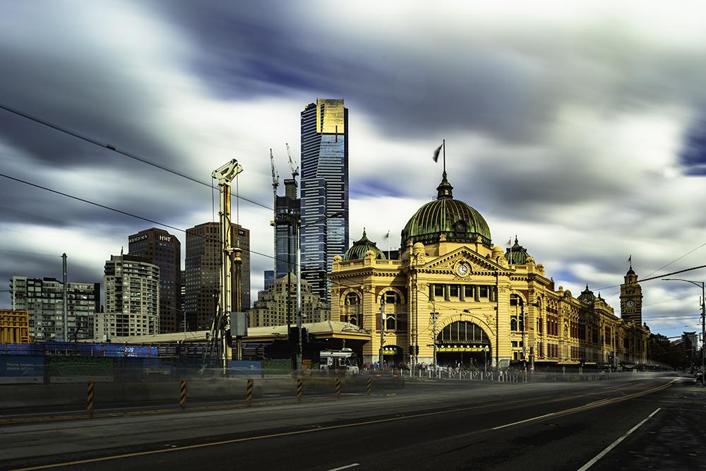 Flinders Street Station, Australia