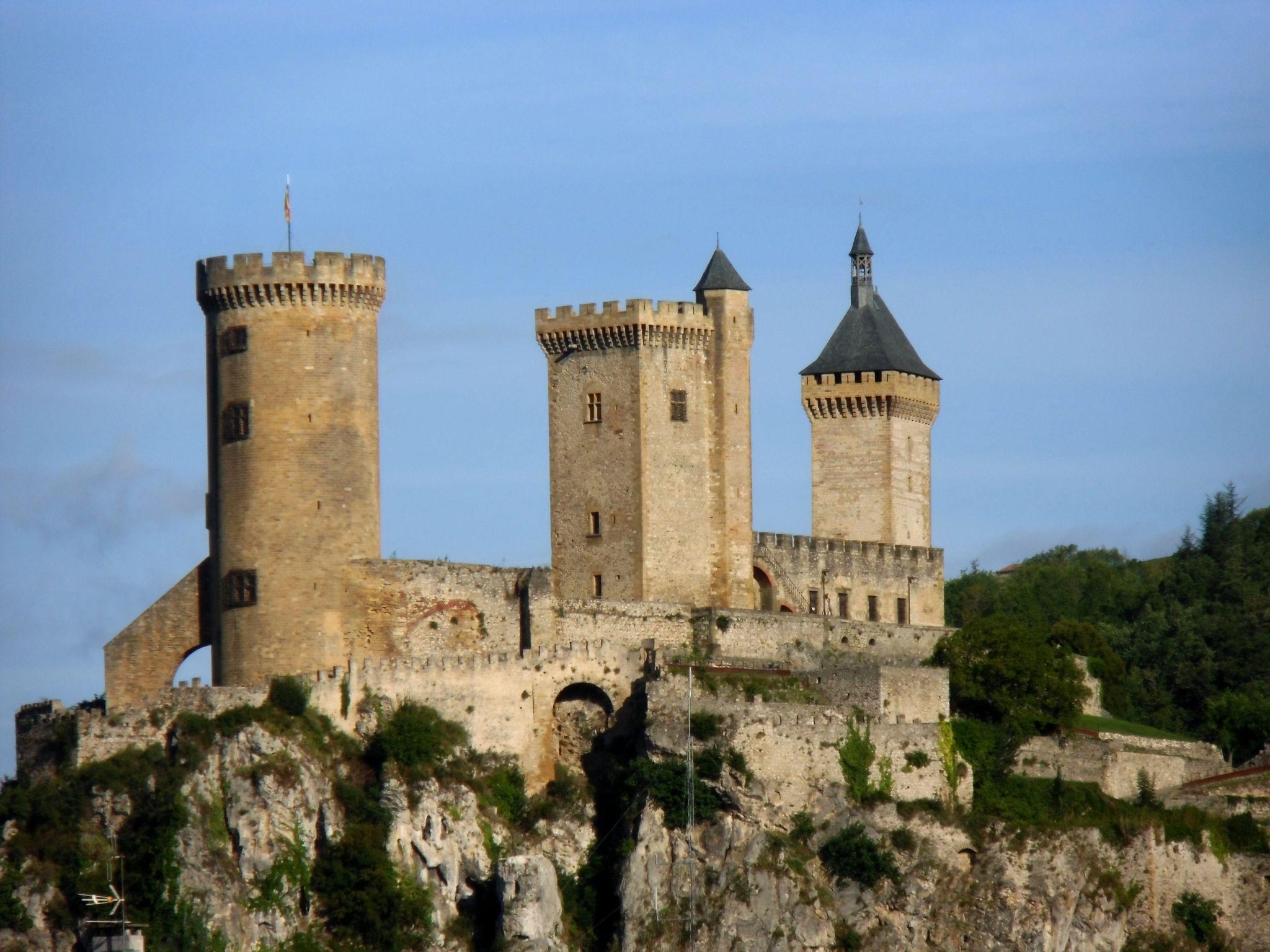 Foix-Sur-Ariège, France