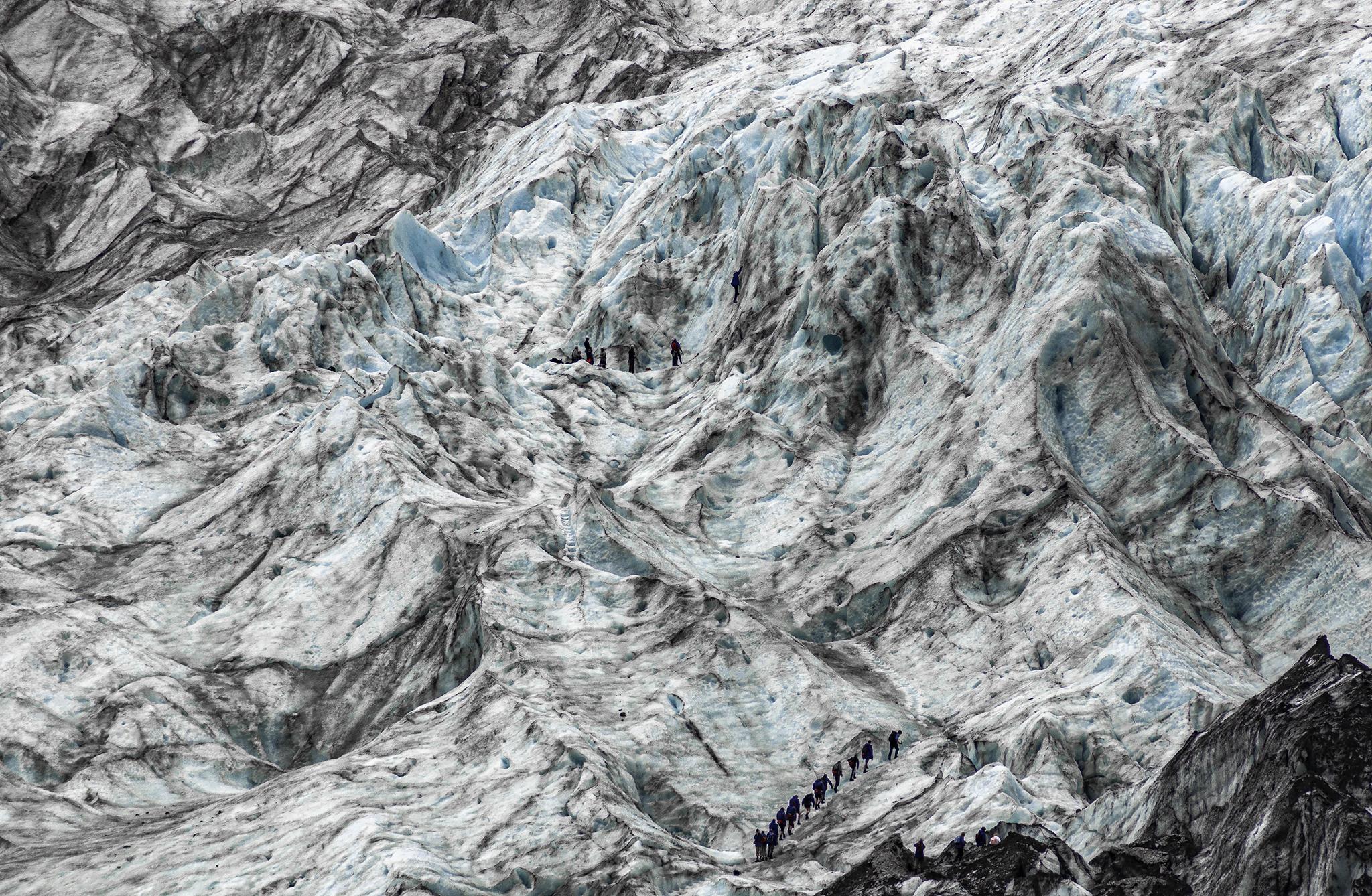 Franz Josef Glacier, New Zealand, New Zealand