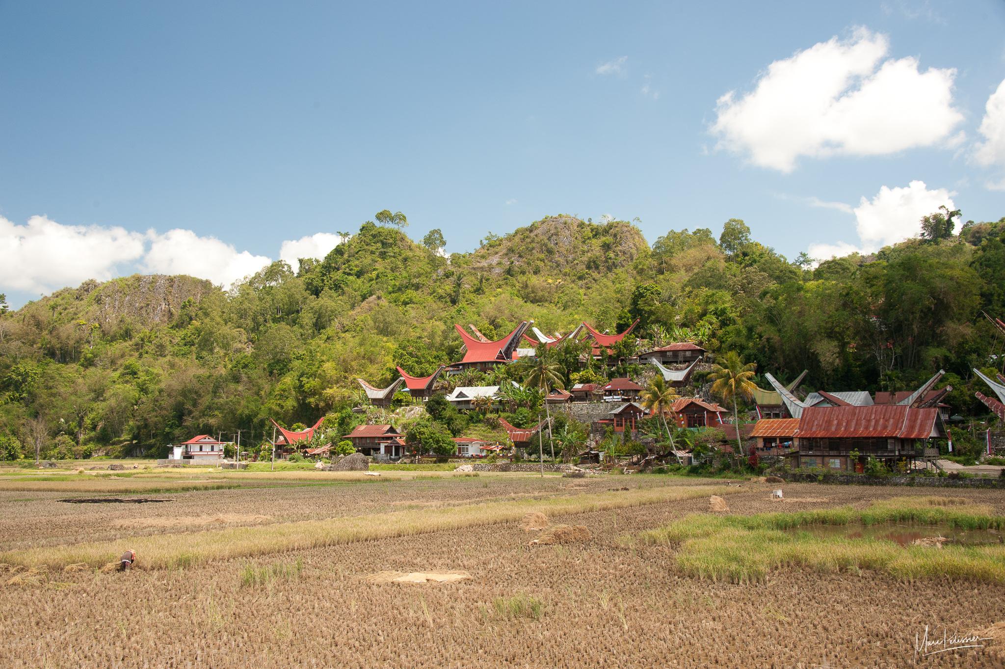 Gereja Toraja, Indonesia