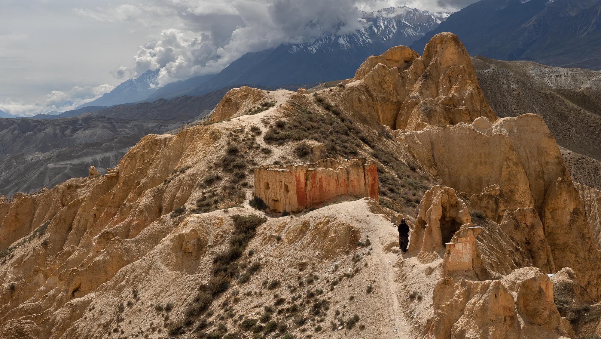 Going to Konchok Ling, Nepal