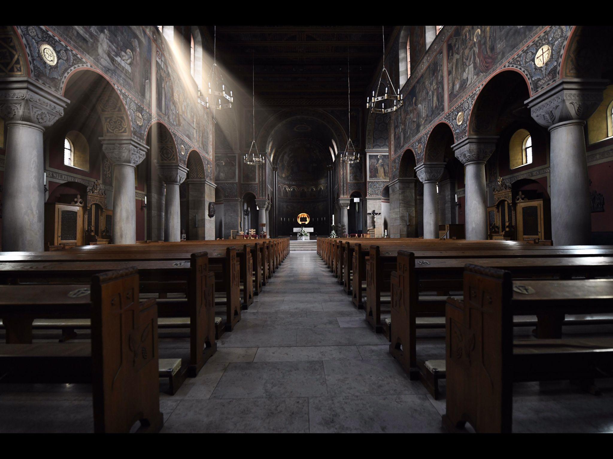 Hannover St Elisabeth Kirche, Germany