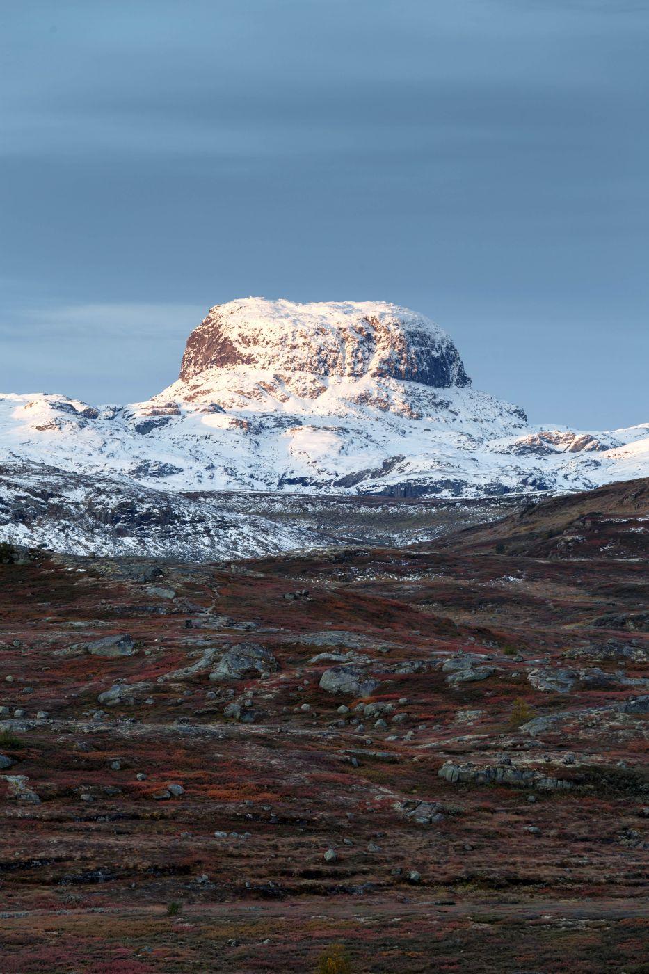 Harteigen at Hadlaskard, Norway