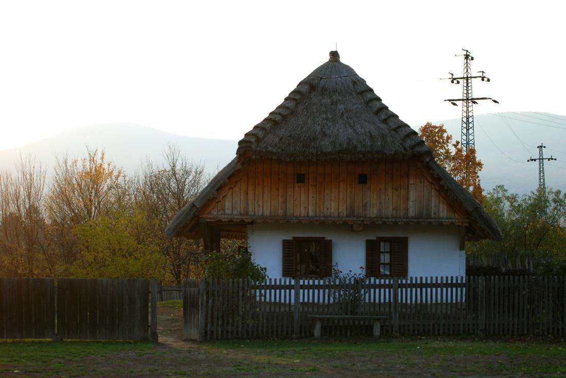 Hungarian Folklore Village, Szentendre, Hungary