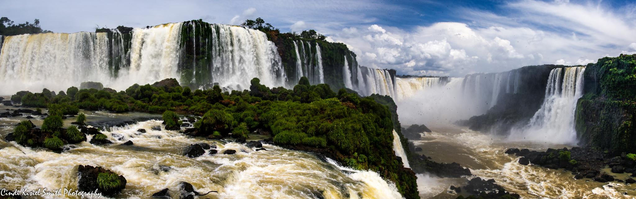 Iguazu Falls Brazil side, Brazil