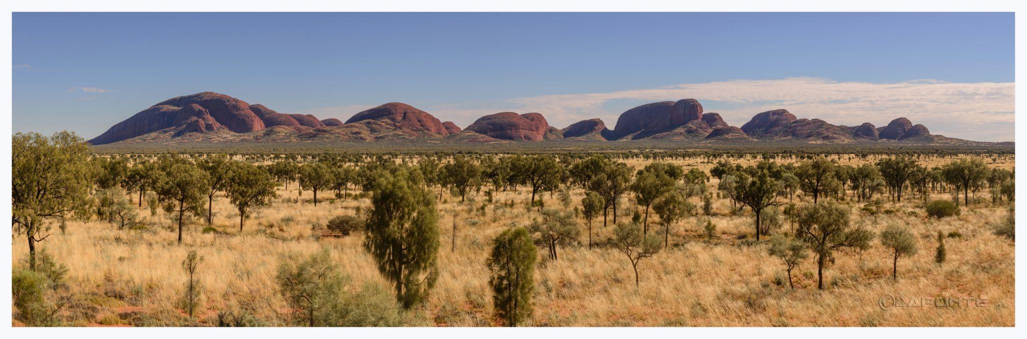 Kata Tjuta (aka The Olgas) - Northern Territory, Australia, Australia