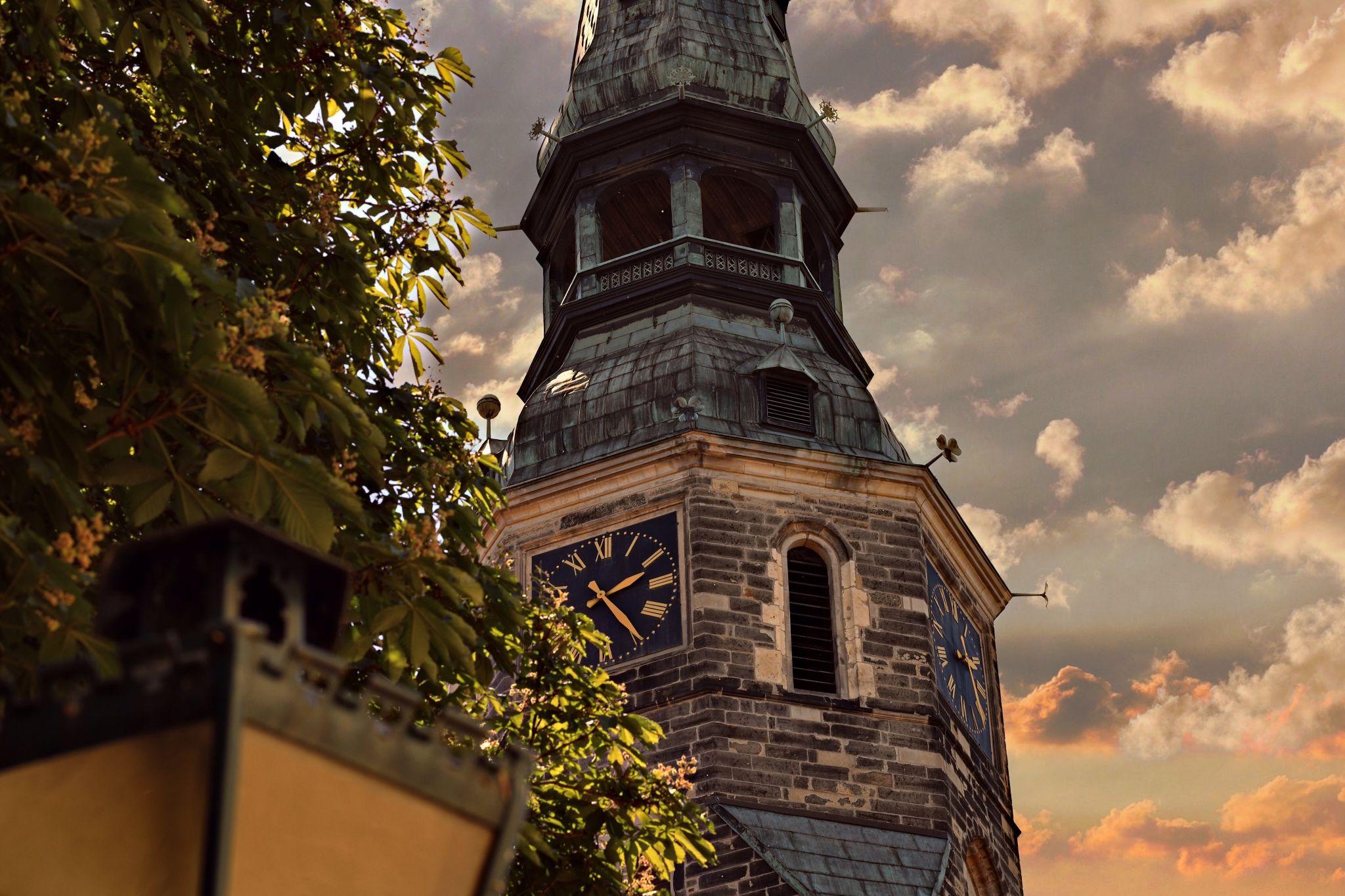 Kreuzkirche Hannover, Germany