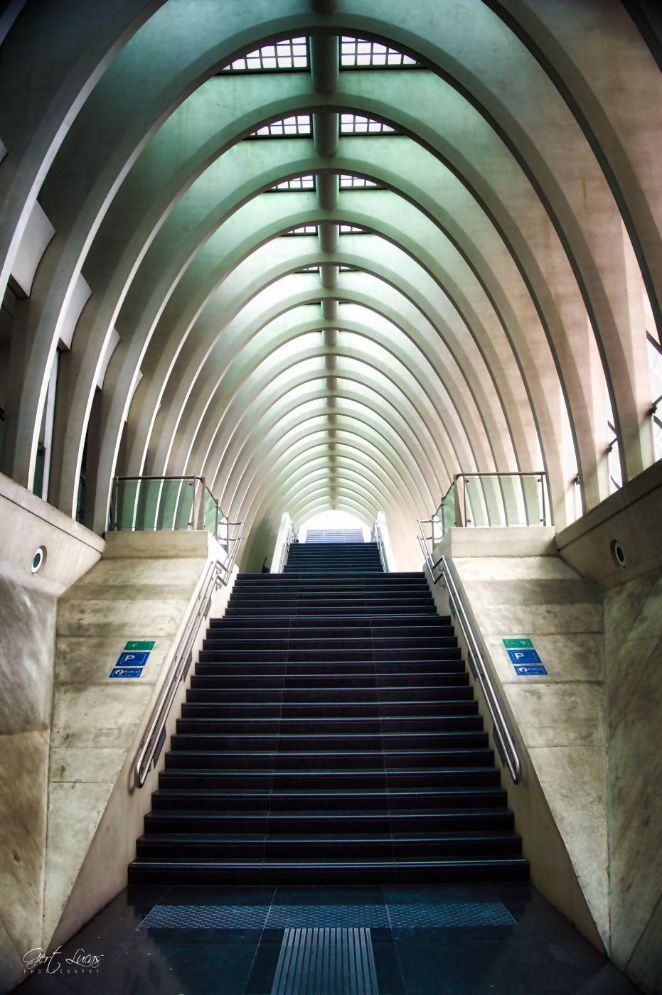 Liège Guillemins, Belgium