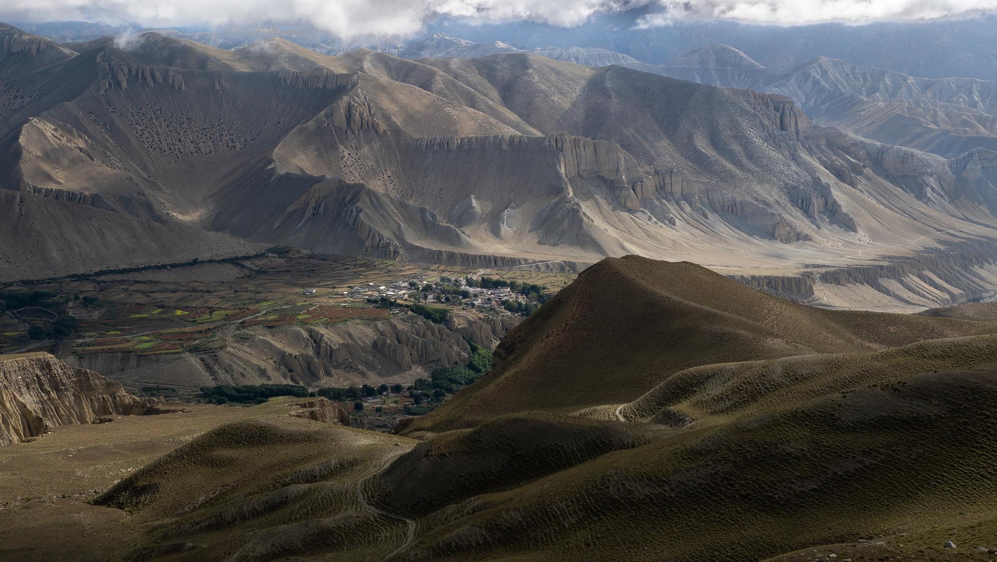 Marunga, Nepal
