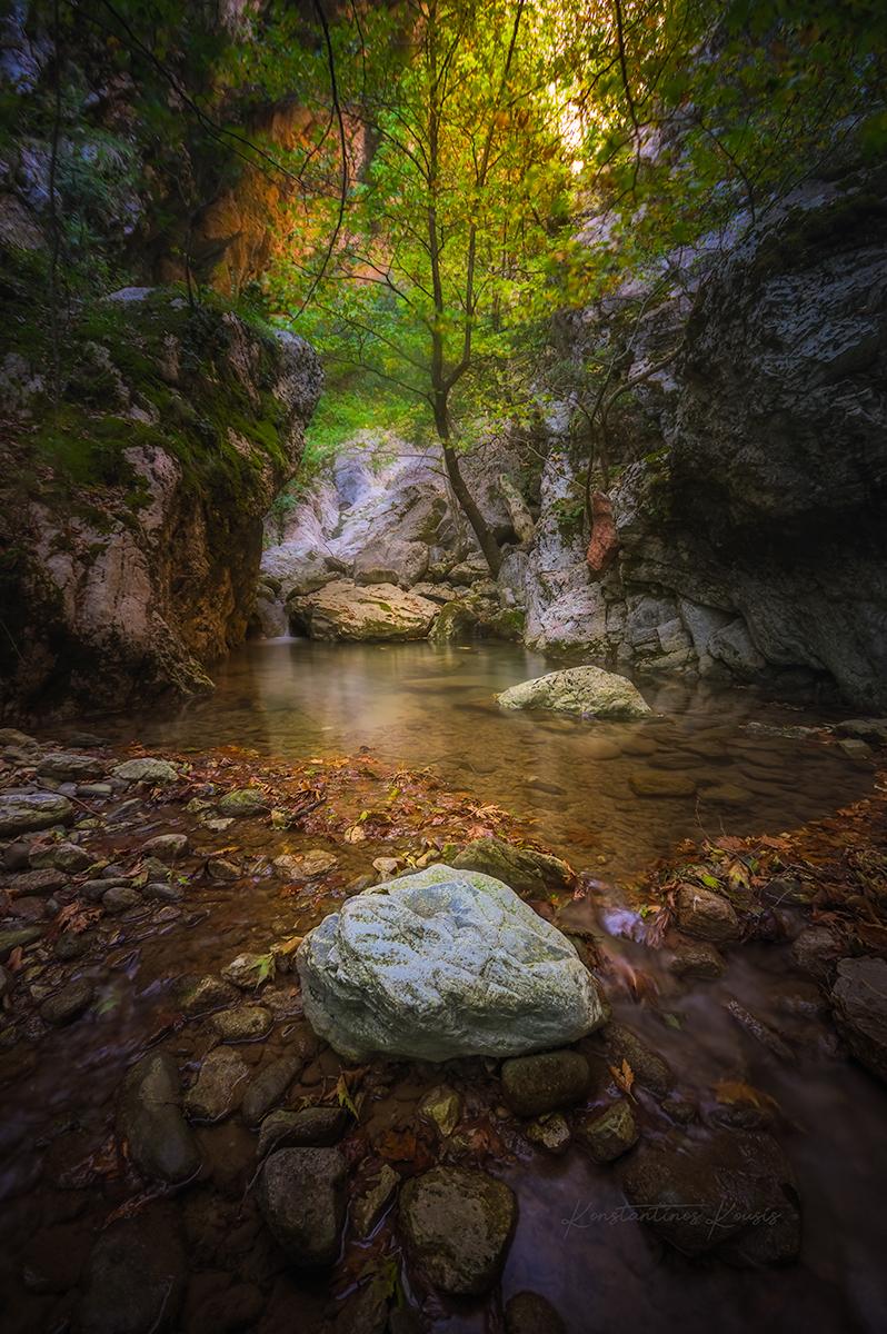 Mavri Spilia, Greece