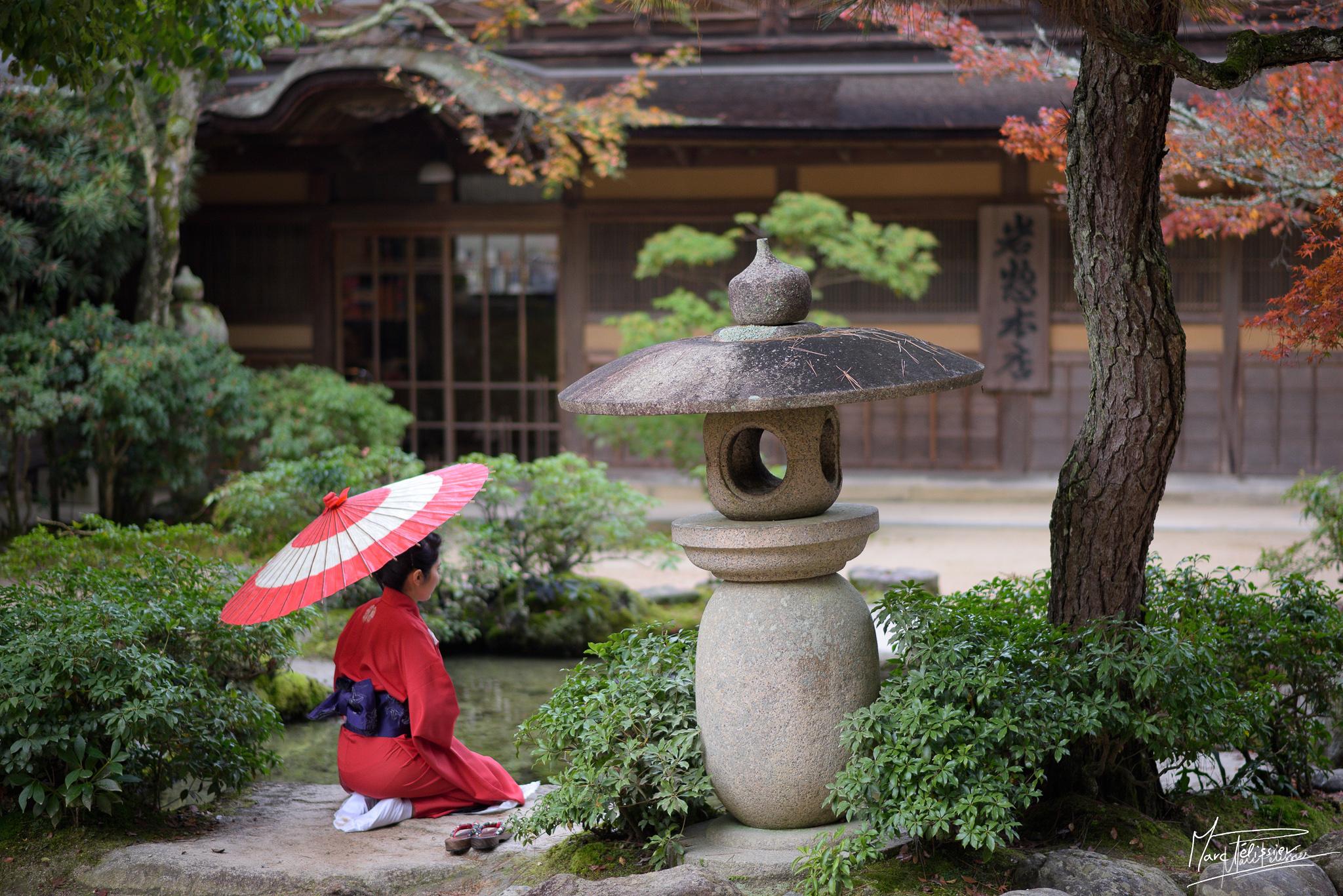 Miyajima prayer, Japan