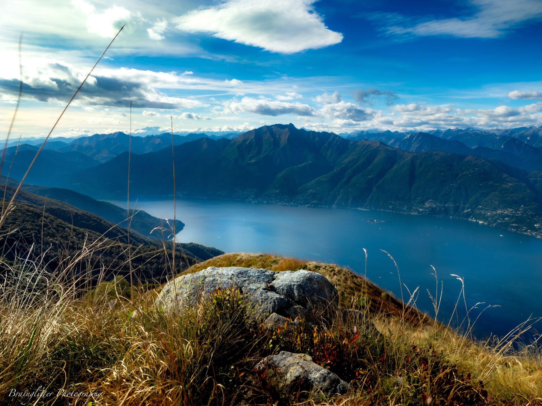 Monte Gambarogno, Switzerland