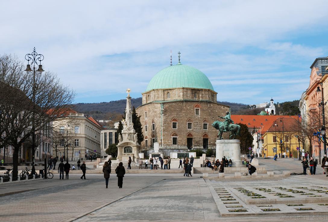 Mosque of Pasha Qasim, Pécs, Hungary