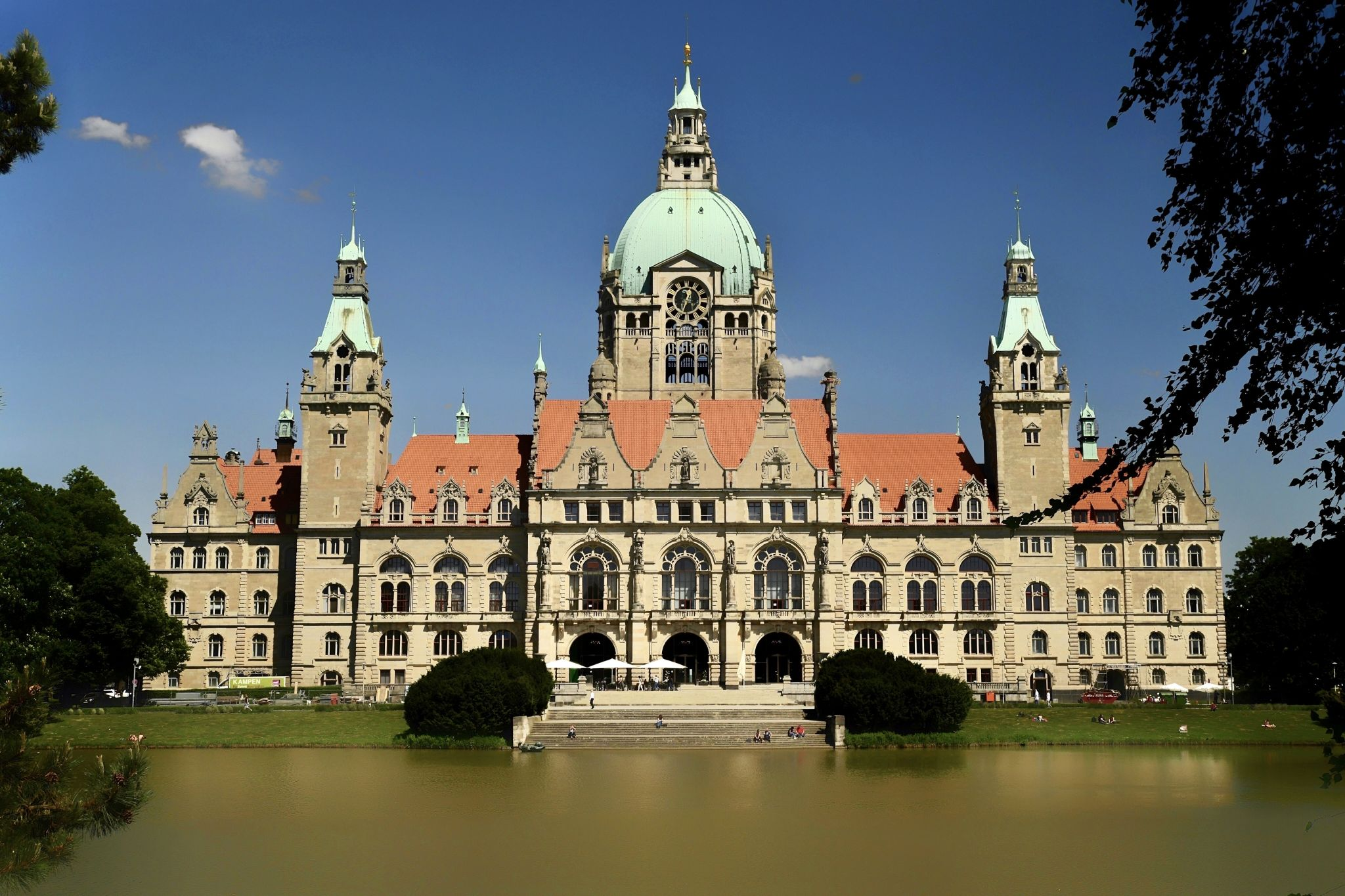 New Town Hall Hannover, Germany