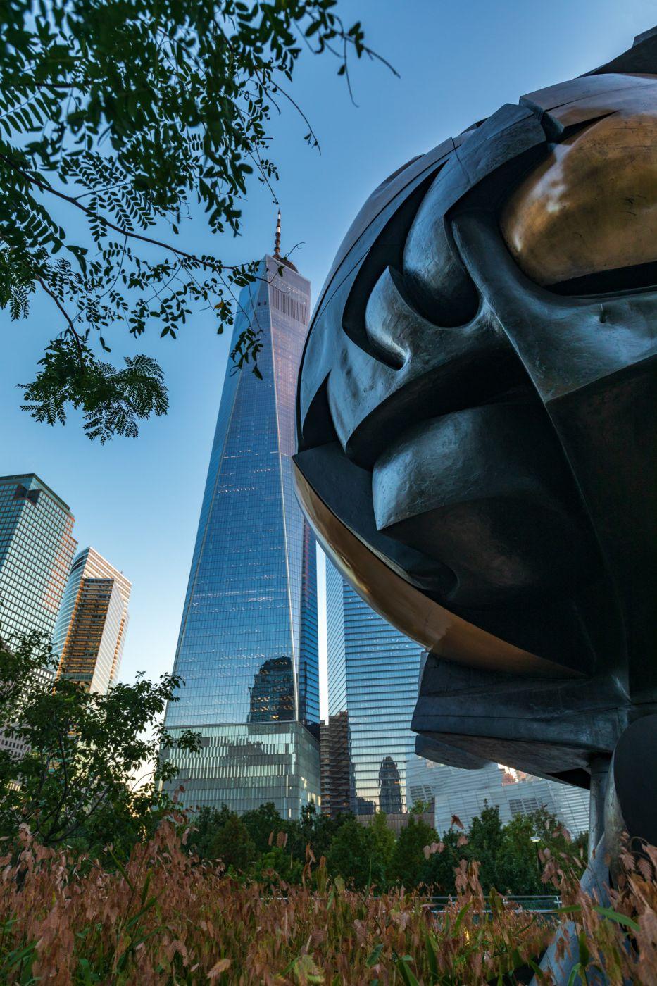 New World Tradecentre, Lower Manhattan New York, USA